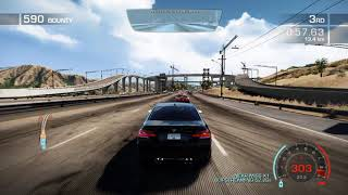 NFS: Hot Pursuit(2010): Event #17: Race: Carson Ridge Reservoir: Encore Performance