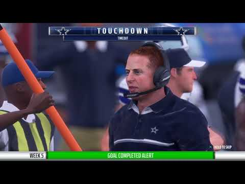 Madden NFL 18 (DEX Jr)Crazy Punt return!