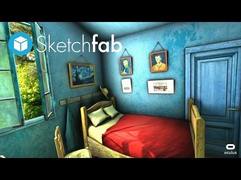 Sketchfab VR - Oculus Rift