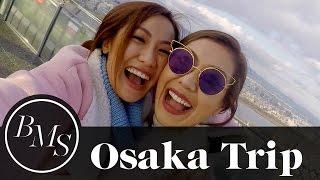 Christmas in Osaka 2015 | Laureen Uy