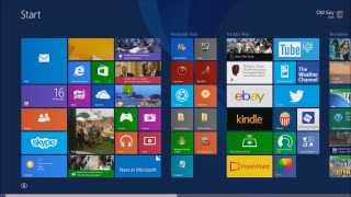Windows 8.1 Tips - New Start Screen Management and App Install