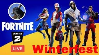 Fortnite Chapter 2 Winterfest