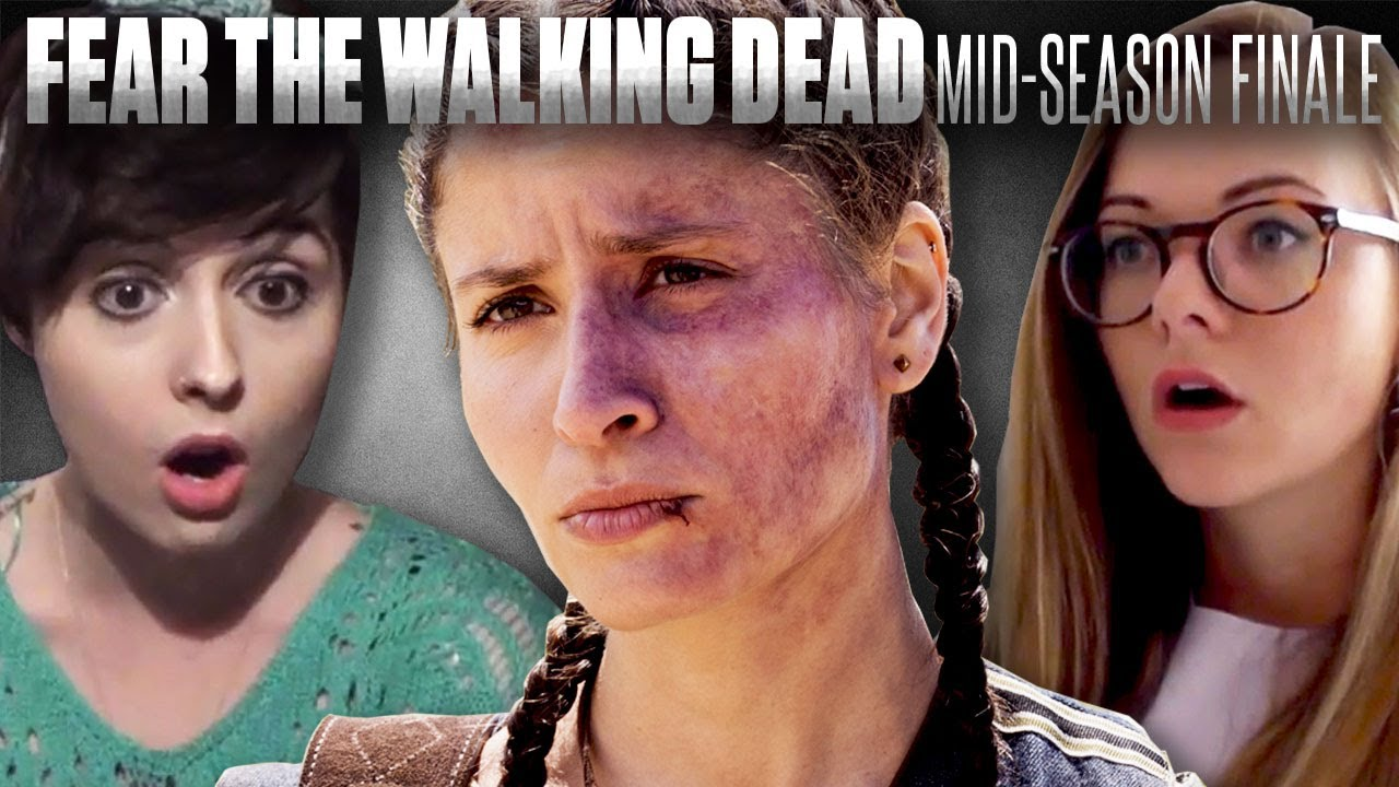 """Download Fans React To Fear the Walking Dead Season 3 Episodes 7 & 8: """"The Unveiling"""" & """"Children of Wrath"""""""