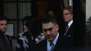 Shakira addresses Oxford Union