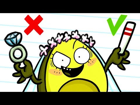 Top 10 Marriage Proposal FAILS | Girl Says No - Cartoons