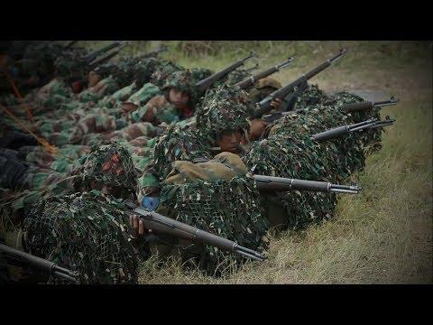 GARUDA - Latihan Berganda Semata PK - 73 Skadron Pendidikan 404 Lanud Adi Soemarmo