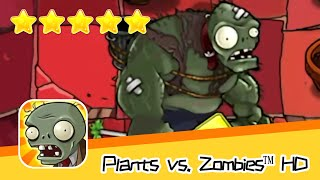 Plants vs  Zombies™ HD ROOF Level 09 Day2 Walkthrough The zombies are coming! Recommend index five s
