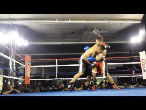Josh Hayden vs Moses Marmolejo