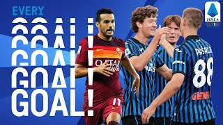 Atalanta score FIVE and Pedro scores SCREAMER! | EVERY Goal | Round 3 | Serie A TIM