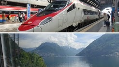 Milan to Zurich by EuroCity train from €29