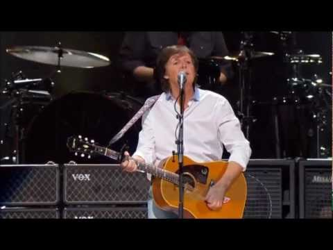 Paul McCartney - 12.12.12 The Concert for Sandy Relief