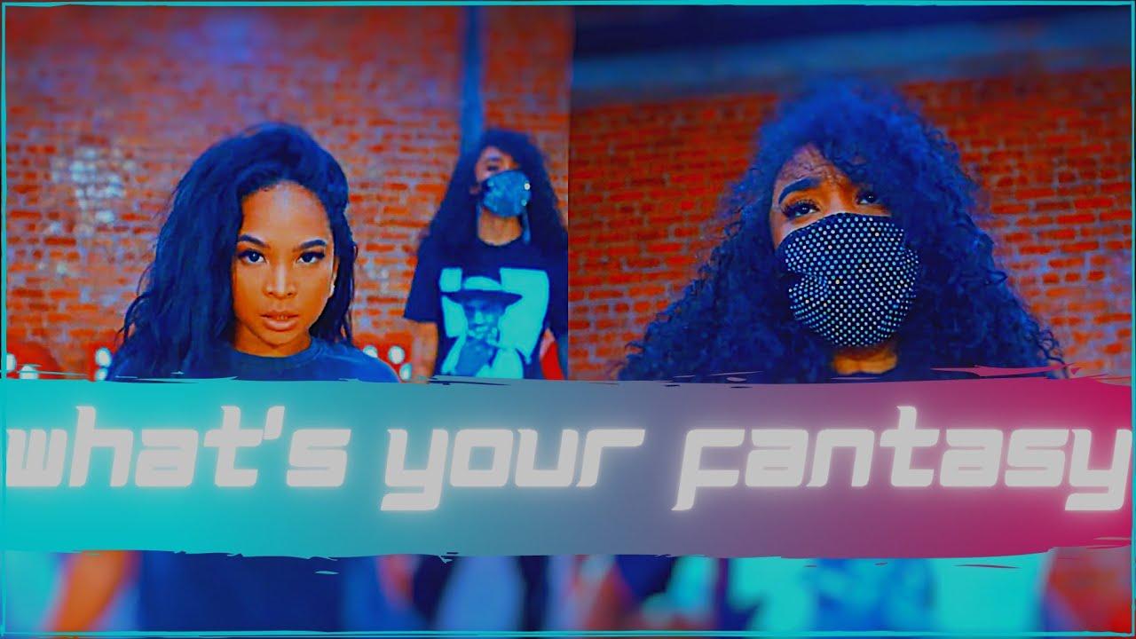 Download Aliya Janell & Aryan Davenport - Ludacris - What's Your Fantasy - Aliya Janell Choreography