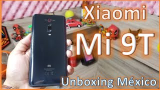 Xiaomi Mi 9T Unboxing México/ tendrá banda B4 ???