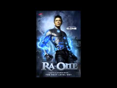 Ra. One   Chammak challo ( Film Version) HD Original High Quality MP3