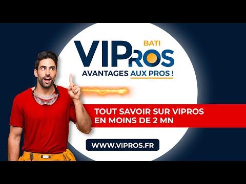 VIPros en moins de 2 minutes !