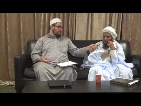 Shaykh Salek bin Siddina - Understanding the Mawlid 2015