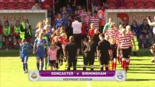 Doncaster vs Birmingham 0-3, FAWSL Goals & Highlights