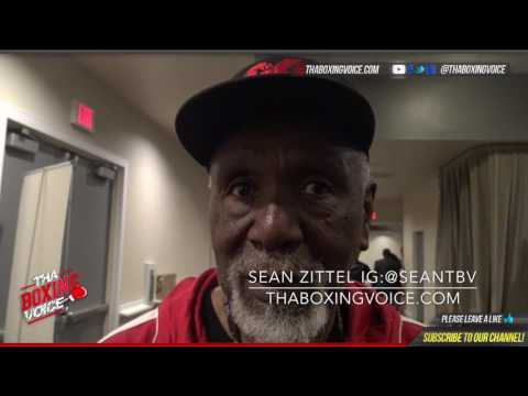 DON TURNER REACTS TO WARD KNOCKING OUT KOVALEV