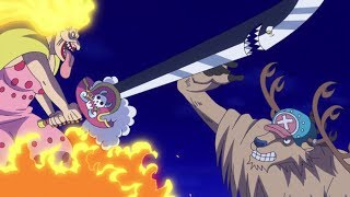 Download Video One Piece- Monster Point Chopper vs Big Mom MP3 3GP MP4