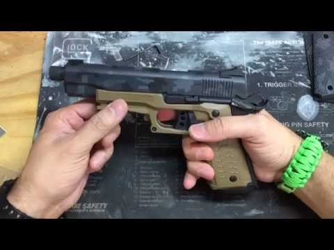 Recover Tactical CC3 Grip & Rail System
