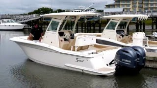 Scout Boats 255 LXF In-Depth Tour
