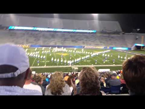 East Fairmont High School Band