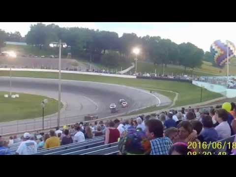 Lebanon I 44 Speedway Chargers feature  6 18 16