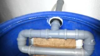 Самодельный механический фильтр для узв(Мех фильтр своими руками для фильтрации воды, применяется в рыбоводстве., 2015-12-03T17:32:28.000Z)