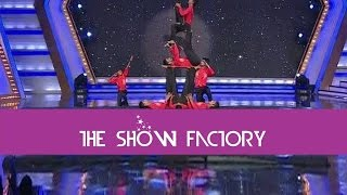 Acrobatic Boys Perform In India's Got Talent #uirpl #theshowfactory An Artist Management Company