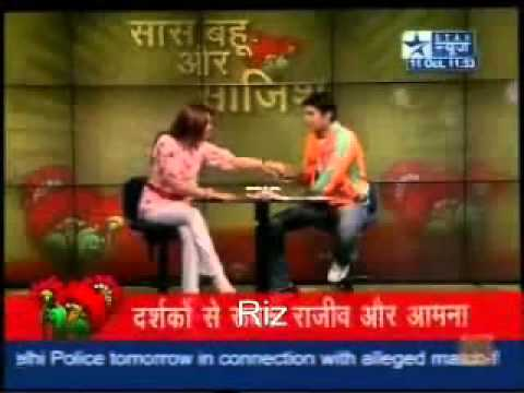 Rajeev Aamna on sbs at 2nd Anniversary part 1
