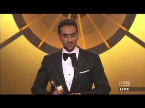 Waleed Aly Logies Speech | WS FM101.7