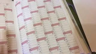 Ежедневник на 2018 год для исполнения и планирования желаний 💫