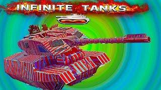 INFINITE TANKS онлайн игра как world of tank танковые бои новая игра крутые танки много режимом
