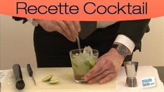 Cocktail: Faire Une Caipirinha