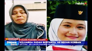 Siswi Paskibra Hilang Misterius, Ibu Ungkap Jejak Terakhir Naik Angkot - iNews Sore 15/08