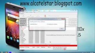 How to root Alcatel One Touch STAR 6010X & 6010D with MTK droid tools