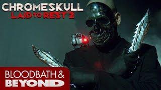 Chromeskull: Laid to Rest 2 (2011) - Horror Movie Review