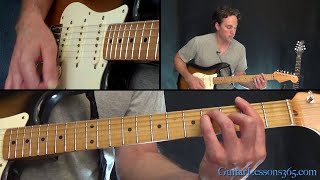 Rooster Guitar Lesson - Alice in Chains