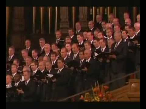 Mormon Tabernacle Choir - English Hymns - 'Love Divine, All Loves Excelling'