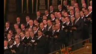 Mormon Tabernacle Choir - English Hymns -