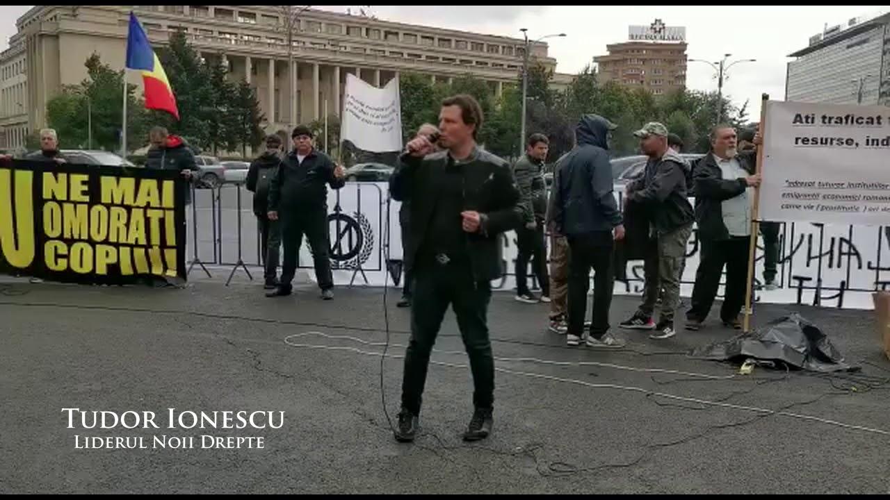 Marșul împotriva clanurilor interlope [București, 6 Octombrie 2019]