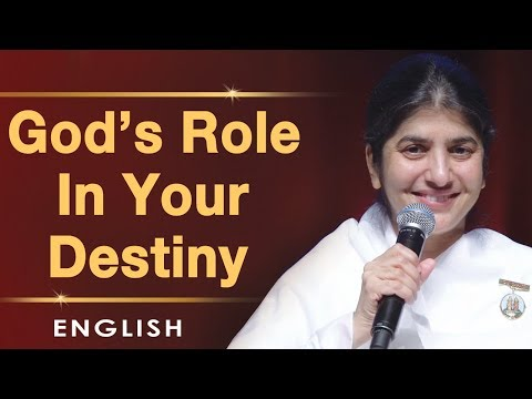 God's Role In Your Destiny: BK Shivani at Melbourne Mp3