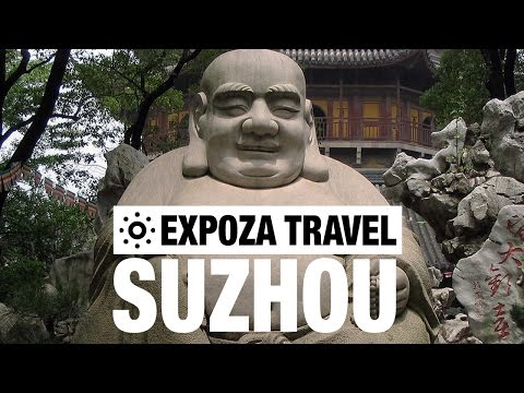 Suzhou Vacation Travel Video Guide