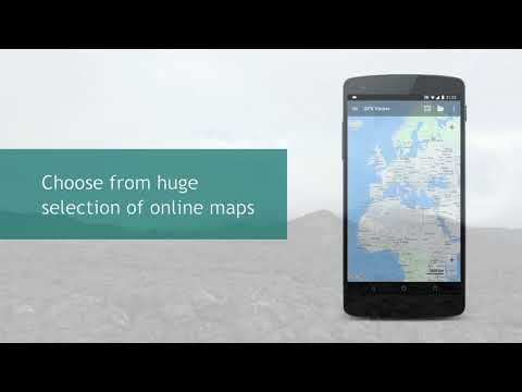 GPX Viewer - Tracks, Routes & Waypoints - Apps on Google Play