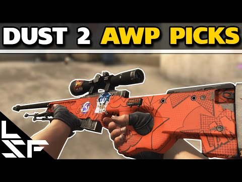 DUST 2 AWP PICKS - CS:GO Tips & Tricks