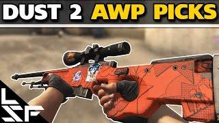 DUST 2 AWP PICKS - CS:GO Tips & Tricks
