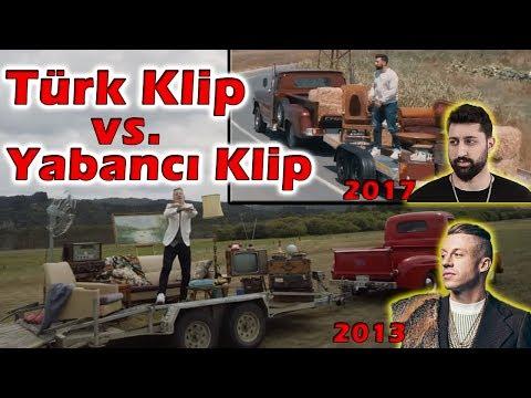Çalıntı Klipler, Türk Klip vs Yabancı Klip