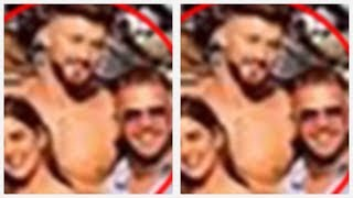 Love Island's Darylle Sargeant cosies up to shirtless Jake Quickenden at birthday bash