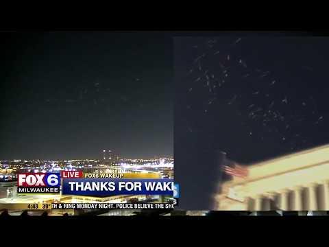 Explained: Mysterious lights over Milwaukee 2-27-18