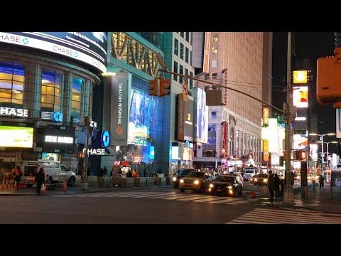 New York City LÁJV éjjel!!